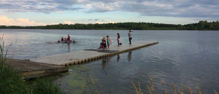 Lake Wingra June 2017