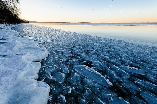 Lake Mendota - Photo by Bryce Richter