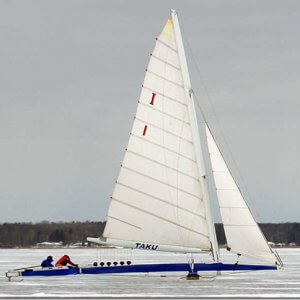 Taku 2007 Northwest1 Ice Boat