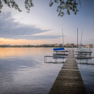 Katie Wheeler - Lake Monona