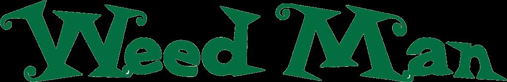 Weed Man Logo