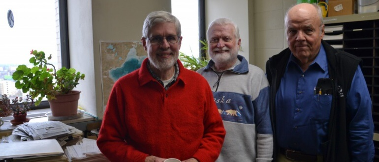 Wisconsin State Climatology Department