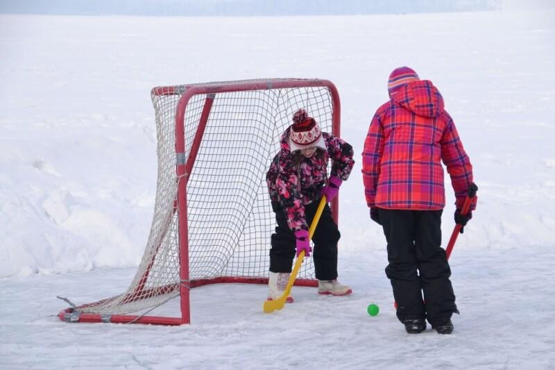 Frozen Assets Pond Hockey