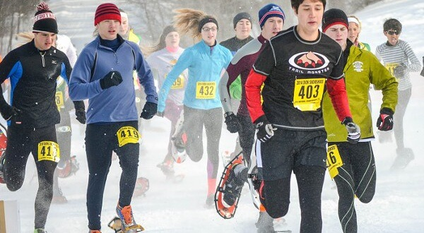 Snowshoe-Running-Photo via Gianina Lindsey, Flickr