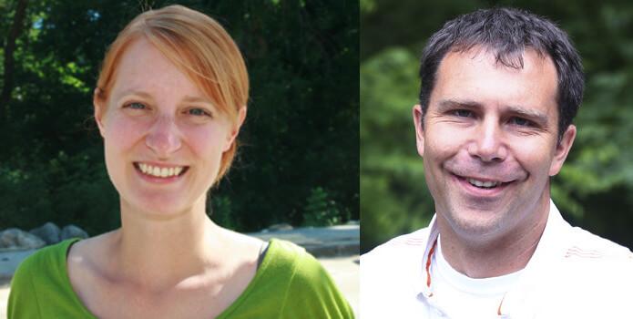 Jenny Seifert and Jeremy Solin