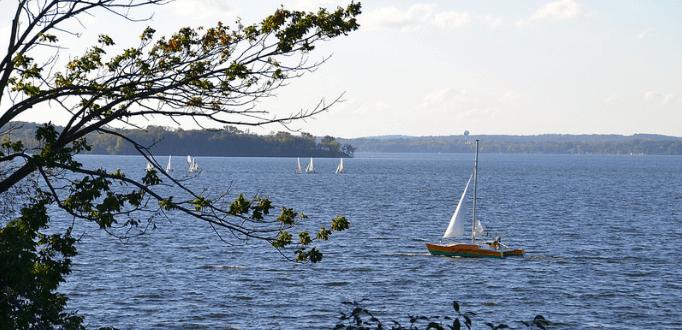 Lake Mendota, Don Sanford