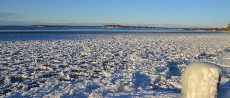 Lake Wingra On Cold December Day This >> News Page 7 Of 34 Clean Lakes Alliance