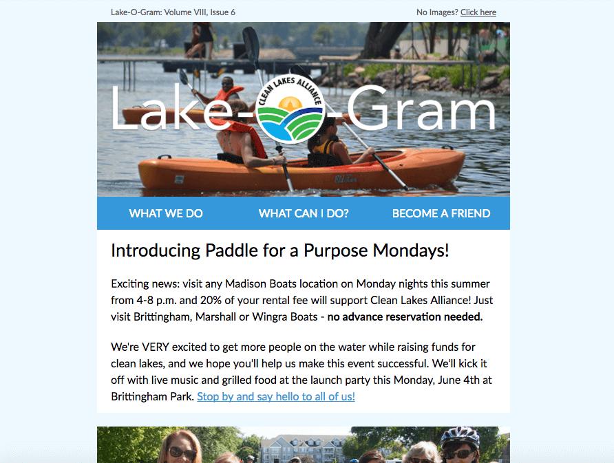 Lake-O-Gram June 2018