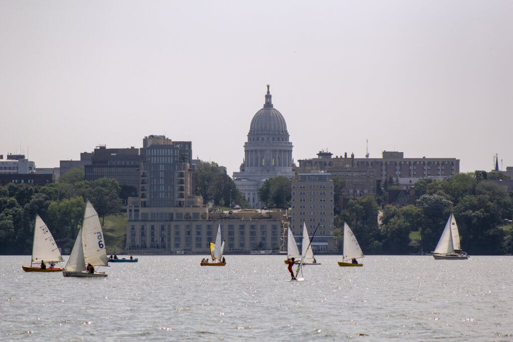 lake-mendota-madison 8 ways to get involved with our lakes in the spring and summer of 2020