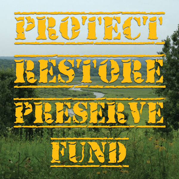 Protect, Restore, Preserve Fund - Matching gift from Alliant Energy