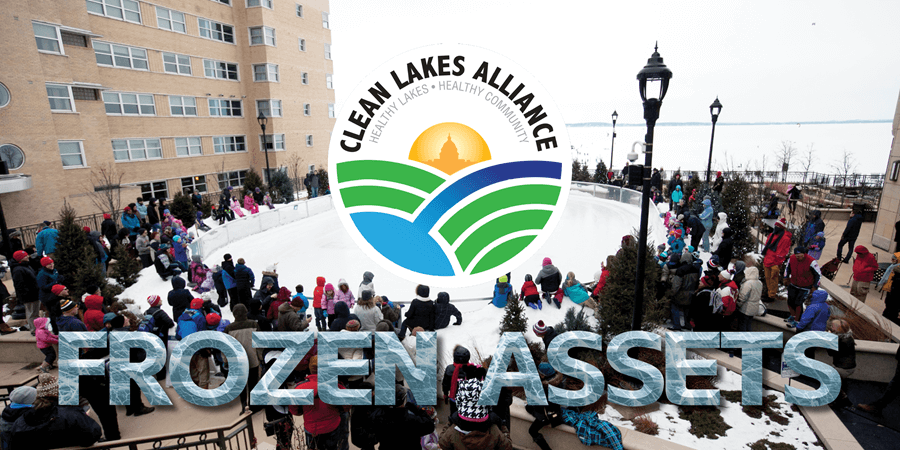 Frozen Assets on Land