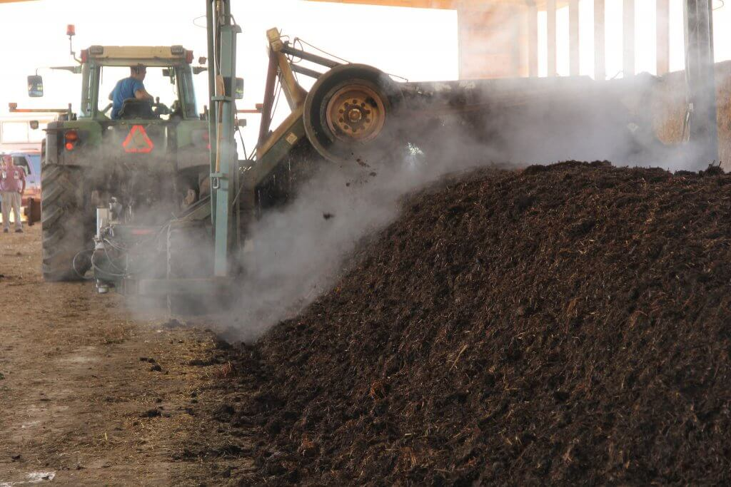 Manure Composting