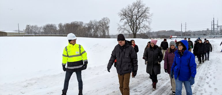 Yahara Watershed Academy - Feb 2019