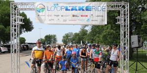 Loop-the-lake