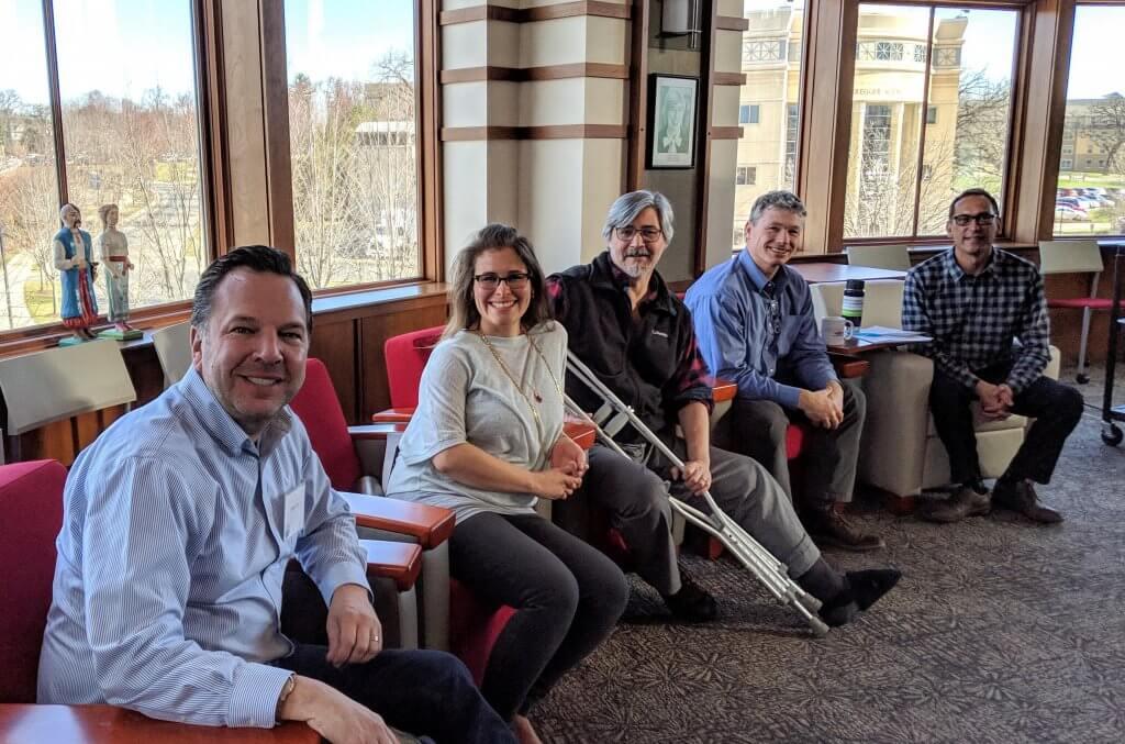 Yahara Watershed Academy Leadership Panel