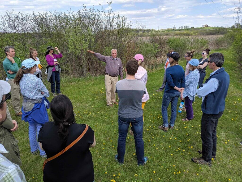 Yahara Watershed Academy - May 2019, Waubesa Wetlands