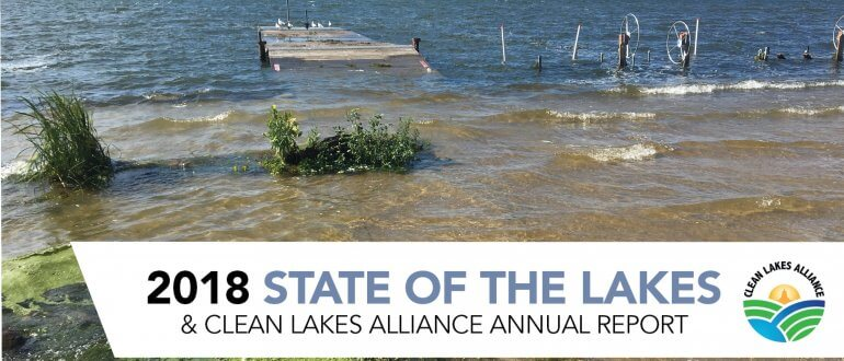 2018 Annual State of the Lakes Report