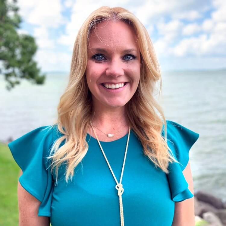 Ashlyn Mehlhaff, of Clean Lakes Alliance