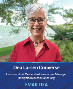 Dea Larsen Converse, Community & Watershed Resources Manager