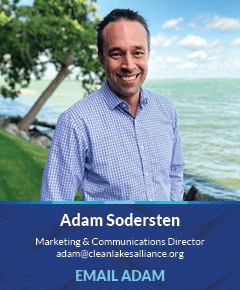 Adam Sodersten, Marketing & Communications Director