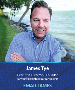 James Tye, Executive Director & Founder