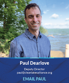 Paul Dearlove, Deputy Director