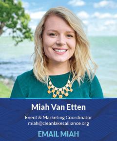 Miah Van Etten, Event & Marketing Coordinator