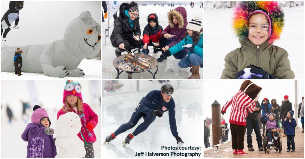 Frozen Assets Collage - Photos Courtesy Jeff Halverson