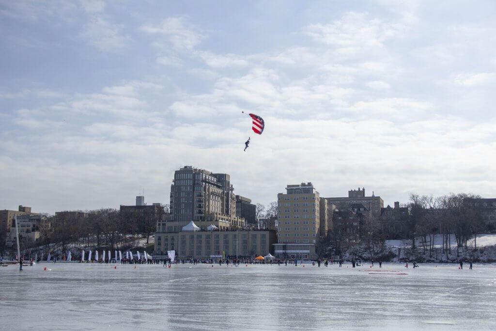 Frozen Assets 2020 Skydiver