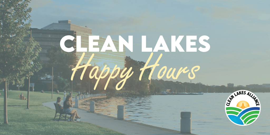 Clean Lakes Happy Hours - Header