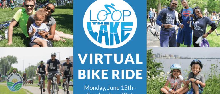 2020 Loop the Lake Virtual Header