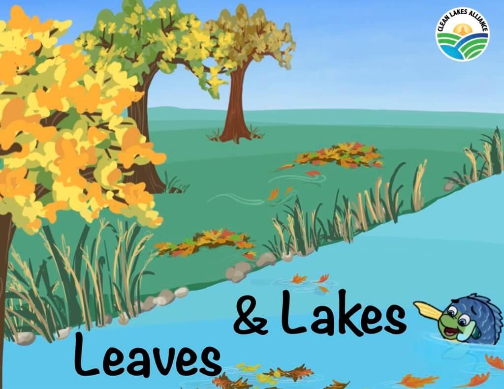 4thGradeBook-LeavesandLakes-TitlePage