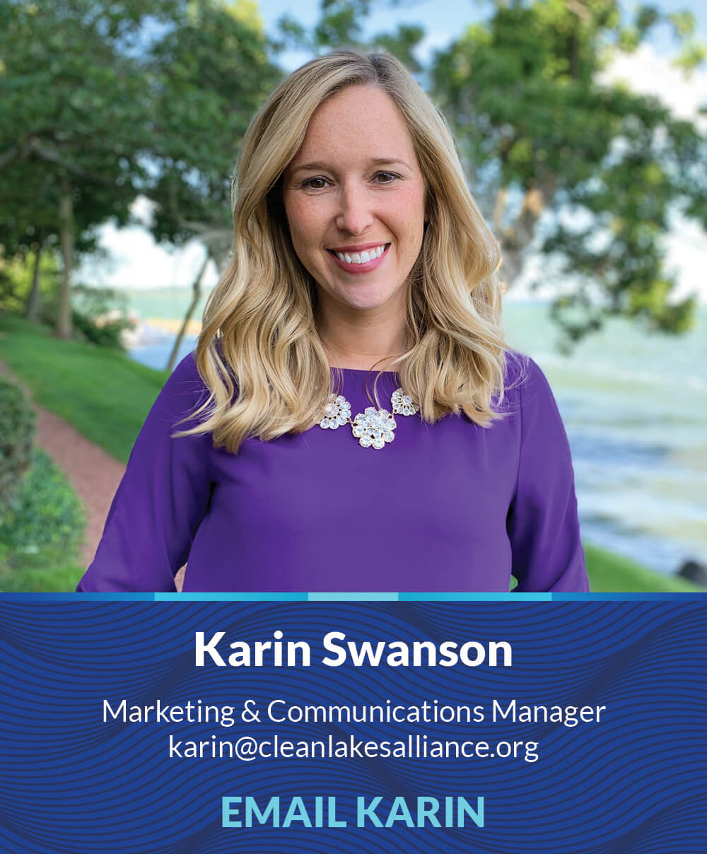Karin Swanson, Marketing & Communications Manager