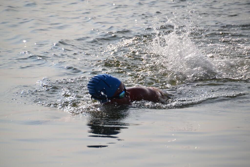 Big Swell Swim - Individual swimmer