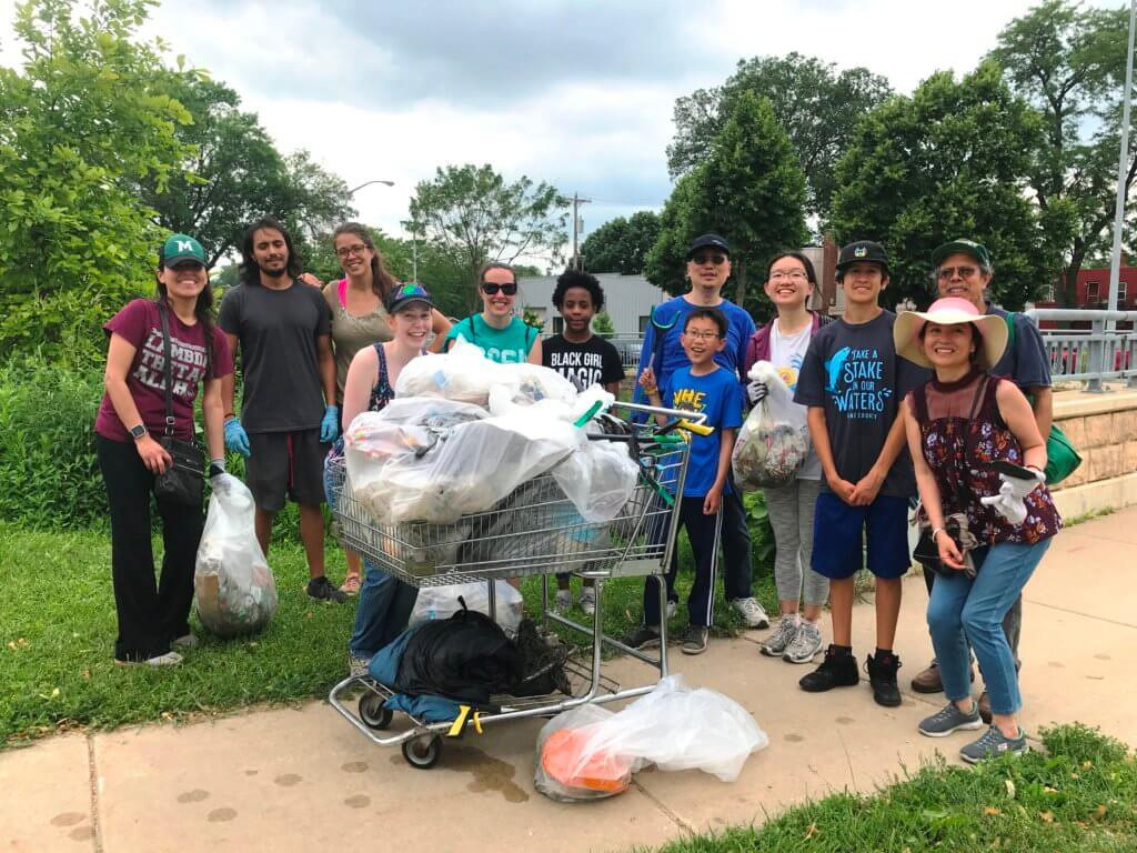 2019 Creek Clean-up 11