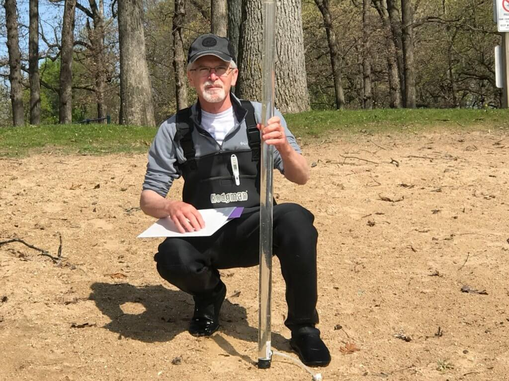 2020 Robert Bertera Monitoring Lake Farm Co Park