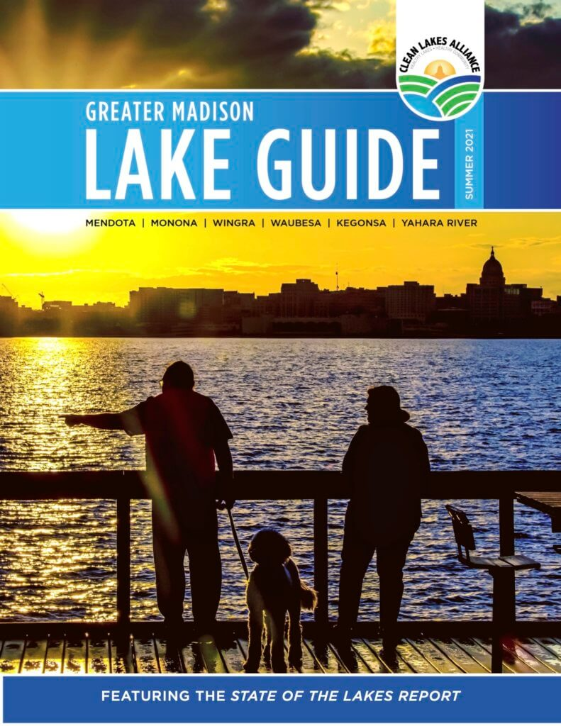 2021 Lake Guide Cover